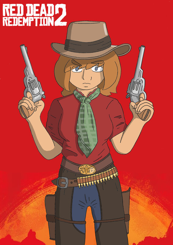 314-Red dead redemption 2