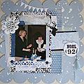 Maman et moi - noël 92