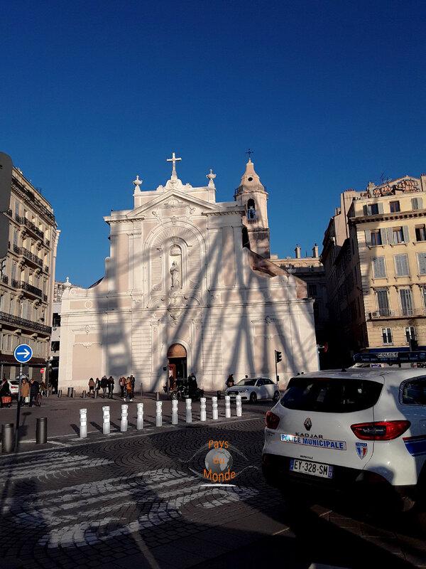 Eglise Saint- Ferréol les Augustins