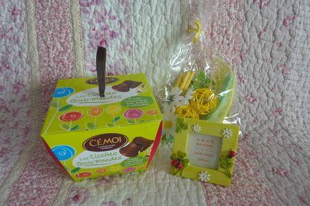 Echange printemps - cadeaux pour Nathalie 1