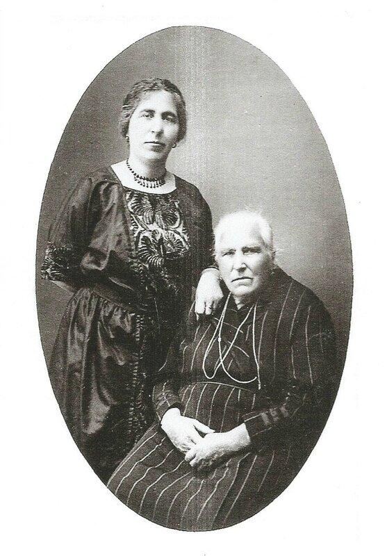 Soutter, la tante Antoinette et Giono.