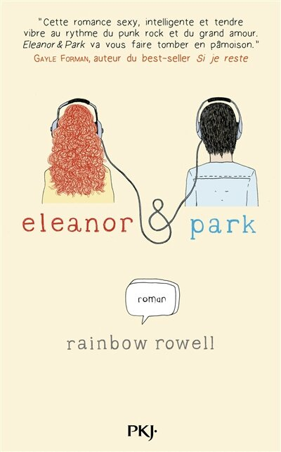 Eleanor & Park - Rainbow Rowell.