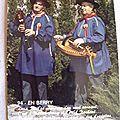 Nohant - maitres sonneurs M.Soing et P. Nouhant les gas du Berry