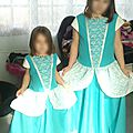 Robes de cendrillon