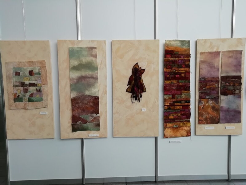 art textile feutre