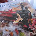 Harry potter à l'école des sorciers, de j.k. rowling, illustrations de jim kay