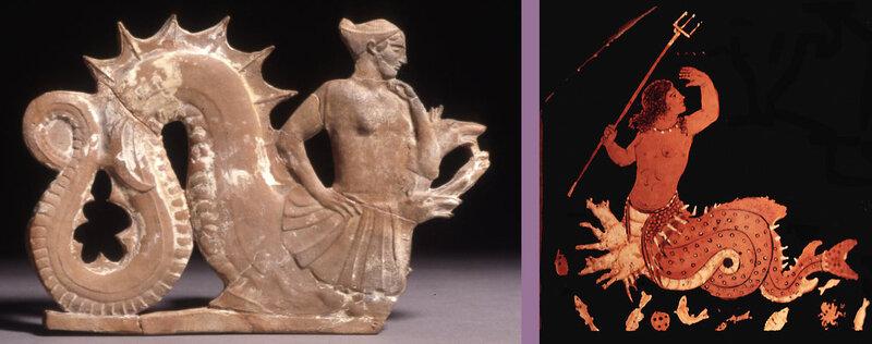 Scylla - deux représentations