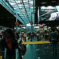 Entrée de la Japan Expo