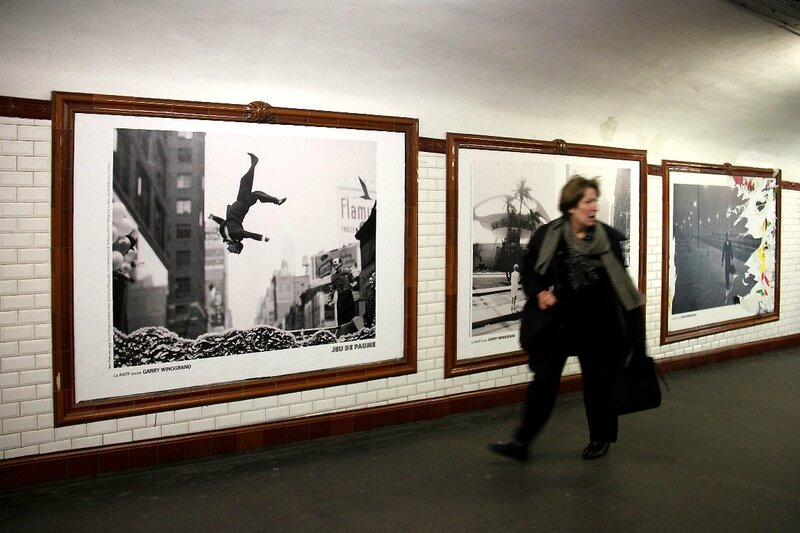 1-Expo Garry Winogrand Métro_8220