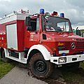 UNIMOG 1550L Freiwillige Feuerwehr Calw équipé par Ziegler Bad Teinach - Schmieh (1)