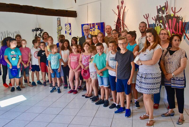 TAP CHARLES CLÉMENT CENTRE 2018 FRANCK TROCMÉ groupe