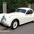 Jaguar xk 120 coupé (31ème bourse d'échanges de lipsheim)