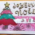 Noël cartes reçues - tarjetas recibidas