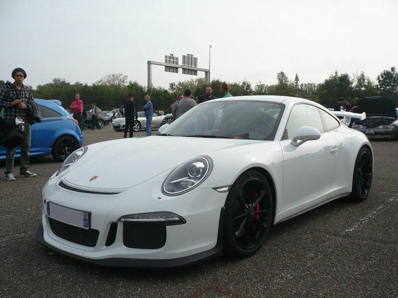 PORSCHE 911 GT3 type 991 2014 Geispolsheim - la Vigie (1)