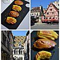 Madeleines Carottes Curry Comté D Zuddas Dijon