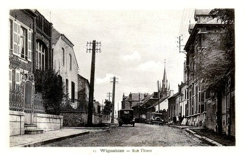 WIGNEHIES-Rue Thiers (2)