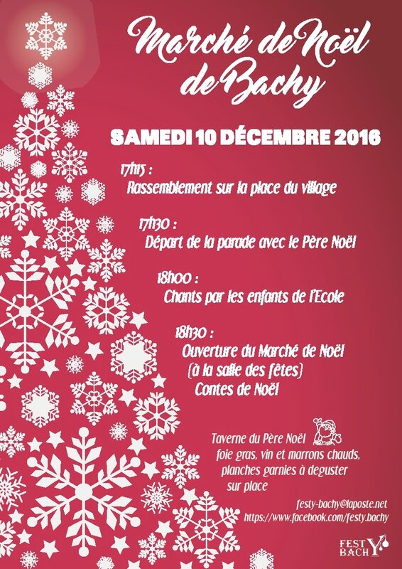 Affiche MarchédeNoel2016