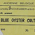 1975-11-18 Blue Oyster Cult