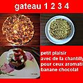 Gateau hyper simple ou gateau 1 2 3 4