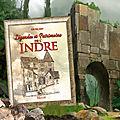 Service presse des éditions marivole : légendes et patrimoine de l'indre (jean-paul ragot)