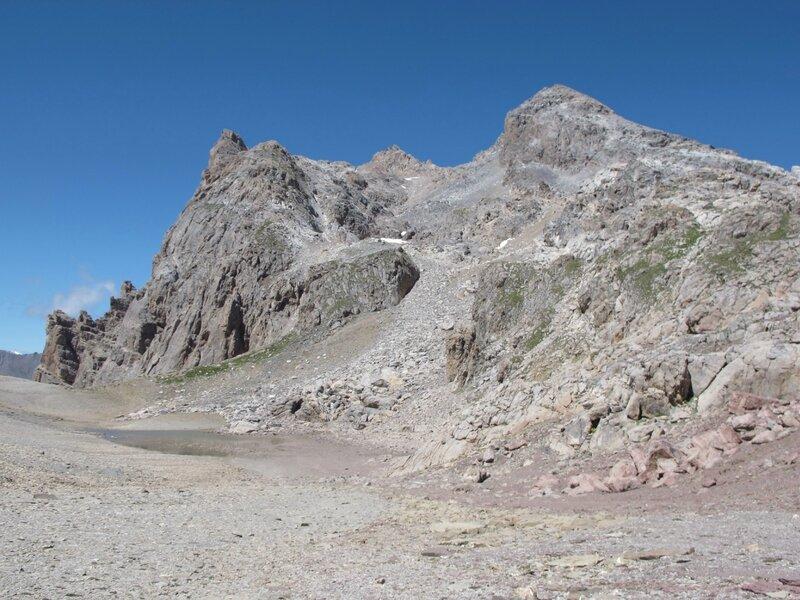Grand Galibier, 3228m