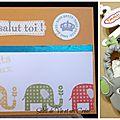 Carte et cadeaux de naissance pour amaury
