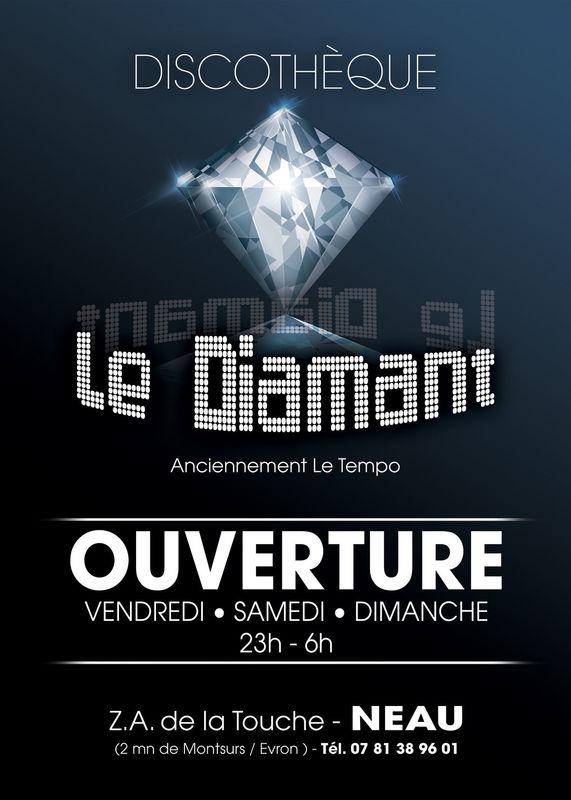 discoth u00e8que le diamant
