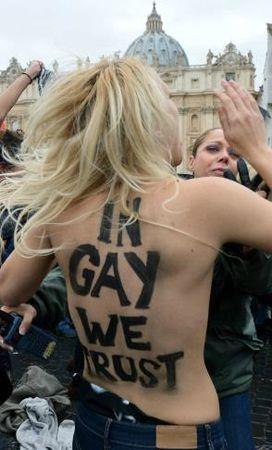 homo phobie shut up