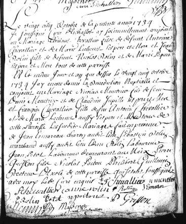 rollinx chevallier 1734