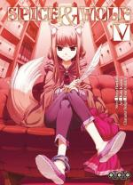 Spice&Wolf, tome 5