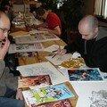 Paul Renaud, frenchie dessinateur de Cavewoman, vraiment superbe