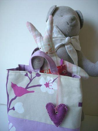 sac de marion doudou