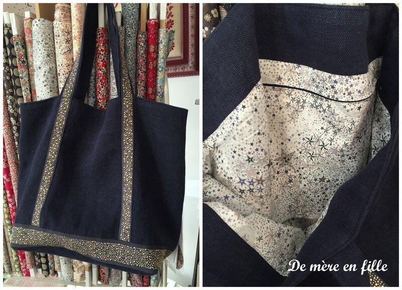 sac galon pierres