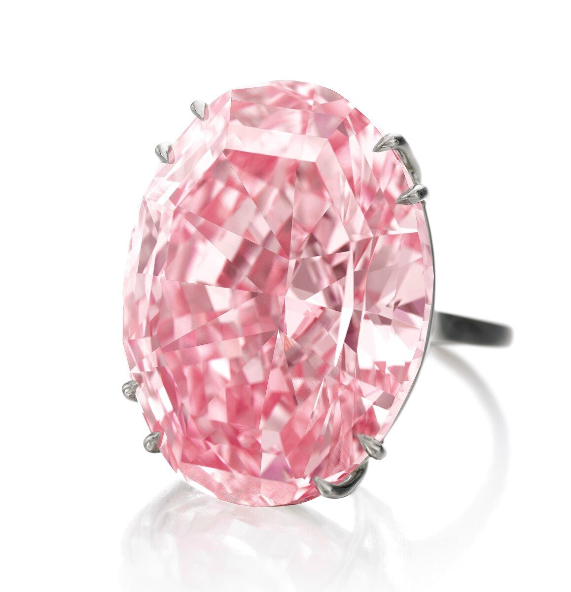 Pink Star Diamond Auctioned By Sotheby S For 83 Million