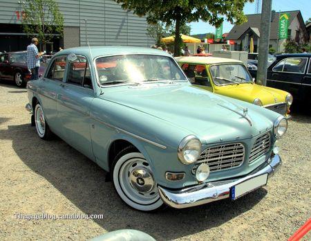 Volvo amazon 121 B18 (RegioMotoClassica 2011) 01