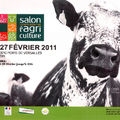 Salon international de l'agriculture 2011