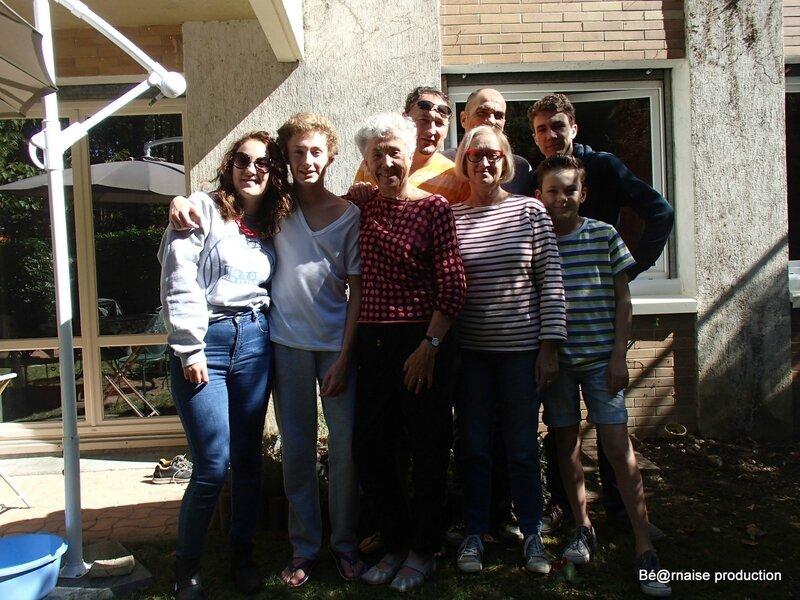 Dernier week-end en jardin avec Monique et les gapençais