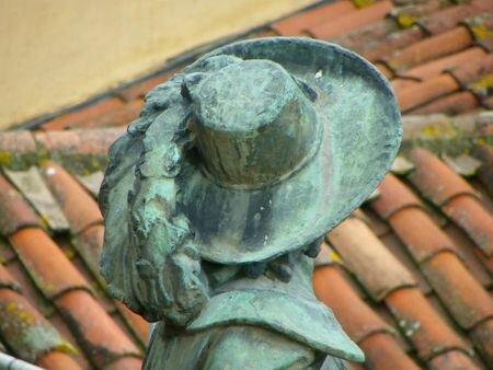 Le chapeau de d'Artagnan