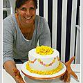 Formation cake design nimes Isabelle 1