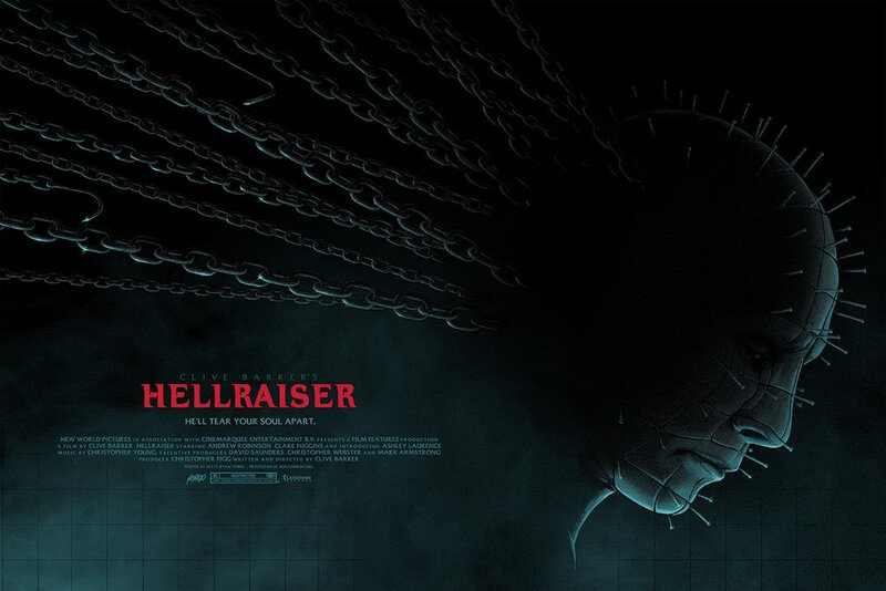 Hellraiser (Matt Ryan Tobin)