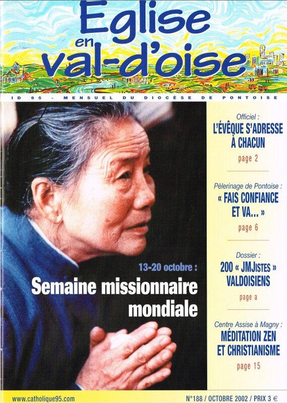 Eglise en Val d'Oise n° 188