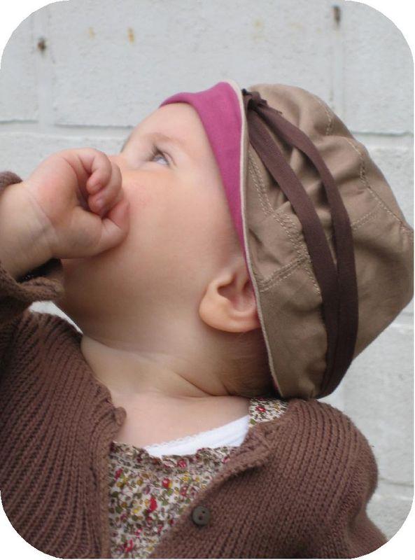 chapeau cafe framboise