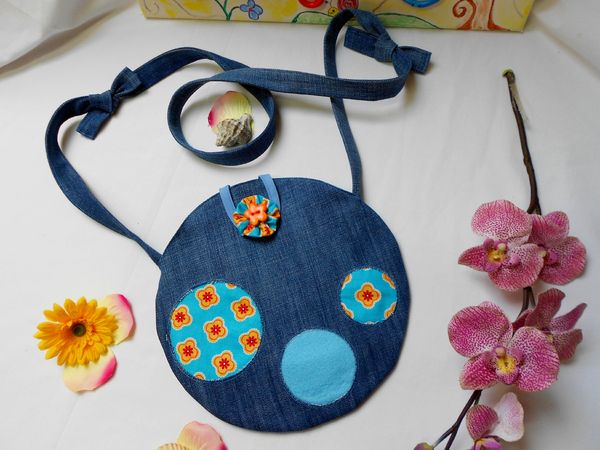 Sac Lune Jeans Bulle (2)