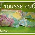 Trousse cube