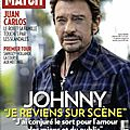 Les news de johnny