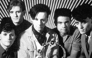Simple Minds 1982