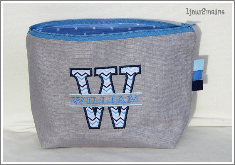 trousse william