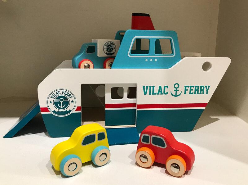 Ferry 42,50 euros