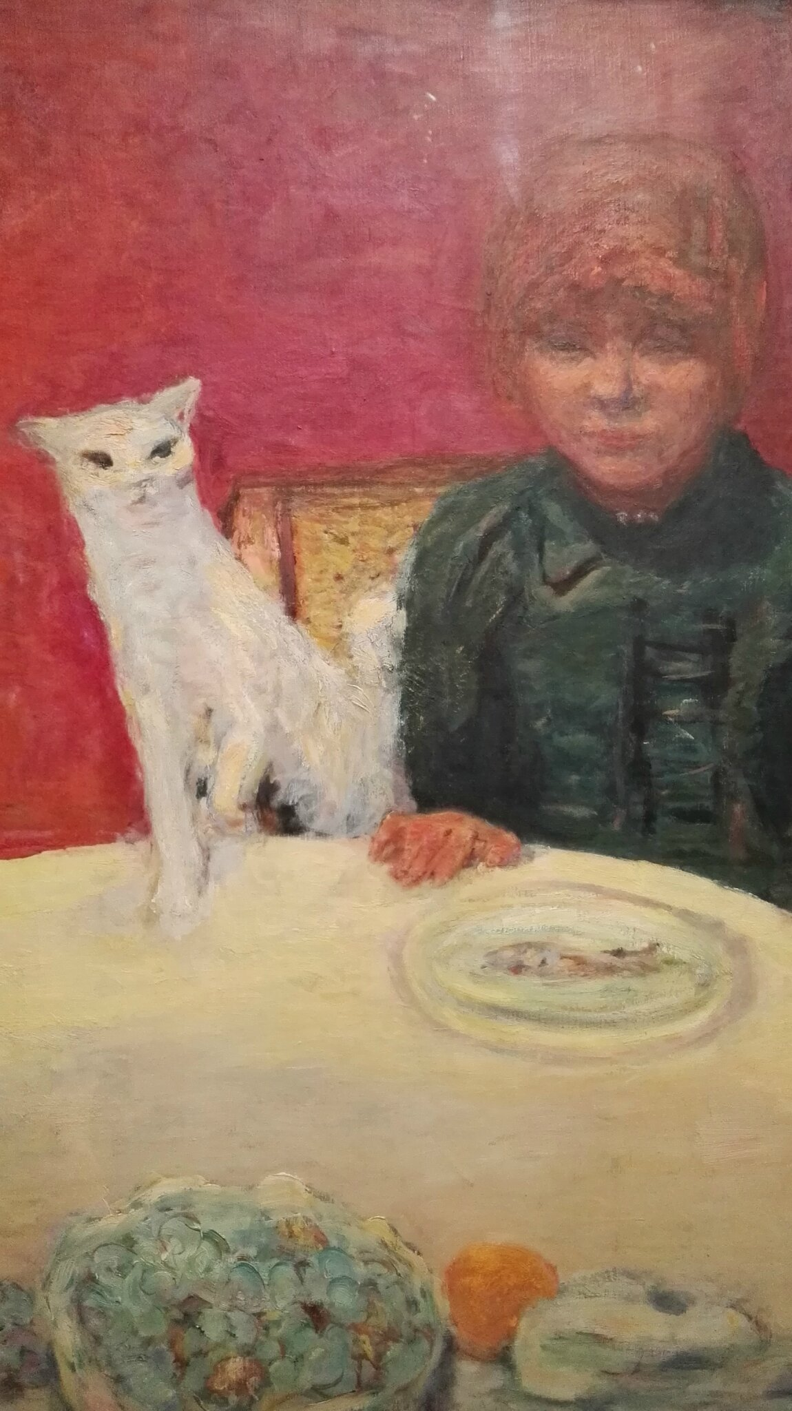 Bonnard chat