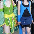 Filles cosplay